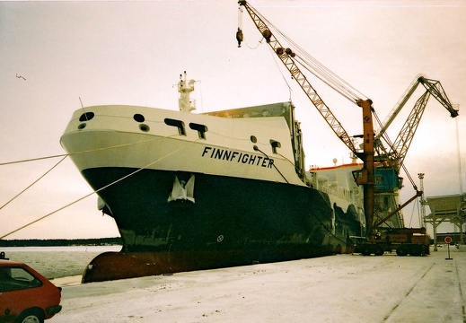 FINNFIGHTER, Hamina